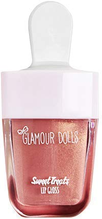 Glamour Dolls - Sweet Treats Lip Gloss, Peach