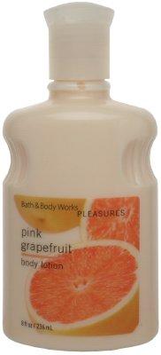 Bath & Body Works - Bath & Body Works Pink Grapefruit Pleasures Collection Body Lotion 8 oz (236 ml)