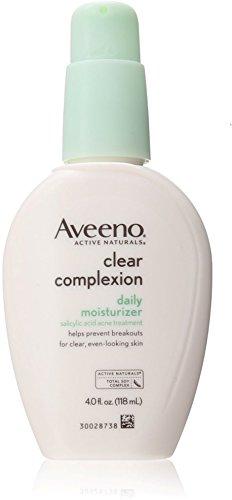 Aveeno - Salicylic Acid Acne-Fighting Daily Face Moisturizer