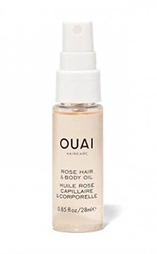 Ouai - Ouai Rose Hair & Body Oil, Deluxe Travel Size, .85