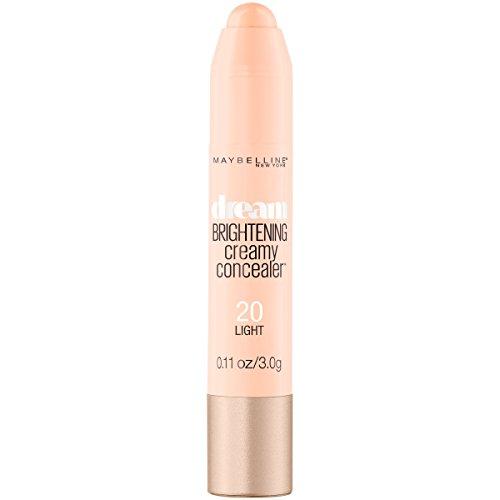Maybelline - Maybelline Dream Brightening Creamy Concealer, Light, 0.11 oz.