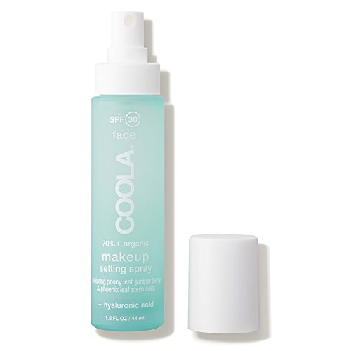 Coola Suncare - Organic SPF 30 Makeup Setting Sunscreen Spray