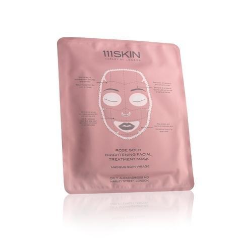 111 Skin - 111SKIN Rose Gold Brightening Facial Treatment Mask (1 Mask)