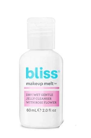 Bliss - Jelly Cleanser With Rose Flower