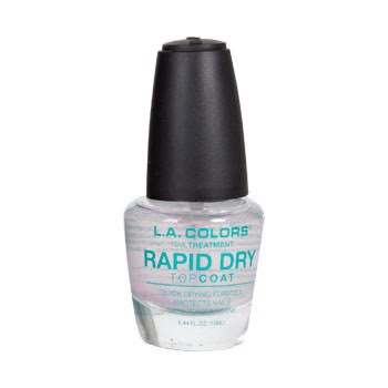 L.a Colors - Rapid Dry Top Coat