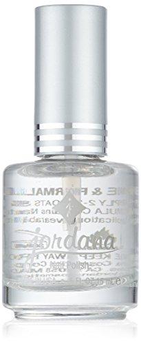 Jordana Cosmetics - Clear - Nail Polish by Jordana
