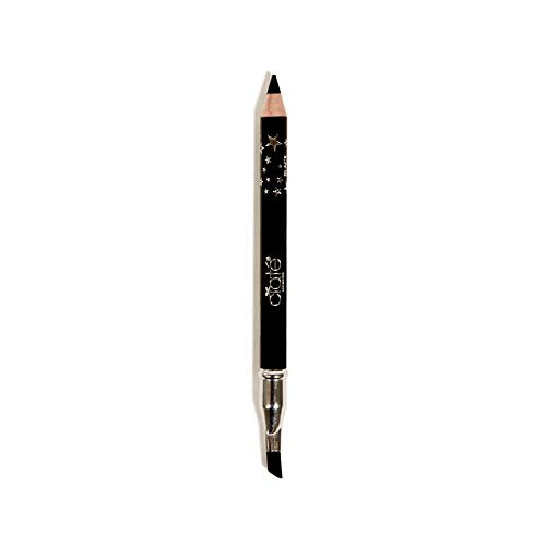 amazon.com - Ciaté London Wonderwand Gel-Kohl Hybrid Eye Liner in Black - 0.28 oz Travel Size - Double Ended Eyeliner With Blending / Smudging Brush