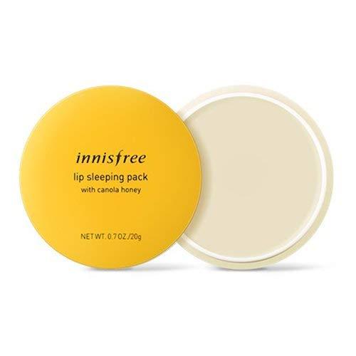 Innisfree - [Innisfree] Lip Sleeping Pack Canola Honey 20g