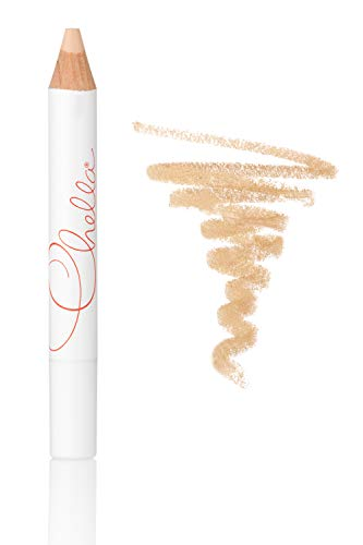Chella - Chella Eyebrow Highlighter - For Light Tone Skin,The ONLY Highlighter Pencil you will EVER Buy - Ivory Lace