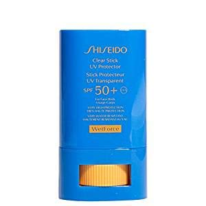 Shiseido - Clear Stick UV Protector Broad Spectrum SPF 50+