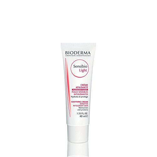 Bioderma - Bioderma Sensibio Soothing Light Face Cream for Sensitive or Intolerant Skin - 1.33 fl. oz.