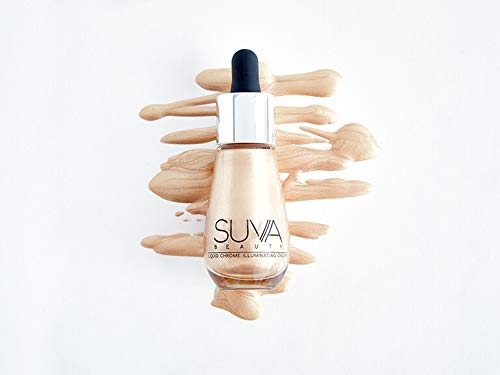 Suva Beauty - Liquid Chrome Illuminating Drops, Trust Fund