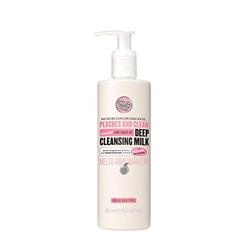 Soap & Glory - Peaches And Clean Deep Cleansing Milk