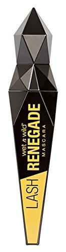 Wet N' Wild - wet n wild Lash Renegade, Black, 0.27 Fluid Ounce (Pack of 3)