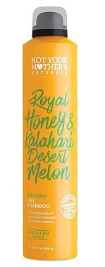 Not Your Mother's - Not Your Mother's Naturals Royal Honey & Kalahari Desert Melon Refreshing Dry Shampoo 7oz, pack of 1