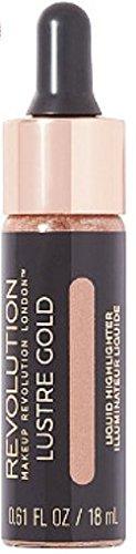 Makeup Revolution - Makeup Revolution Liquid Highlighter ~ Luminous Gold