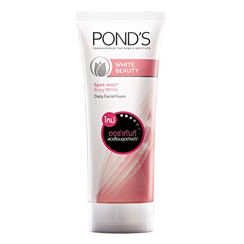 Pond's - Pond's White Beauty Pinkish White Ligthening Facial Foam - 100 G