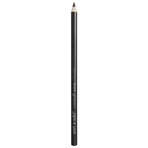 Wet N' Wild - Wet n Wild Color Icon Kohl Liner Pencil, Baby's Got Black 0.04 oz (Pack of 3)