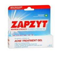 Zapzyt - Zapzyt Zapzyt Acne Treatment Gel, 1 oz (Pack of 2)