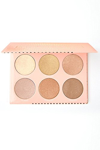 ColourPop - In-Nude-Endo Highlighter Palette