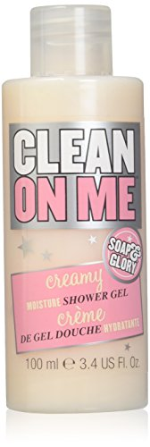 Soap & Glory - Clean On Me Creamy Moisture Shower Gel