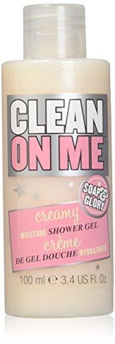 Soap & Glory - Clean On Me Creamy Moisture Shower Gel