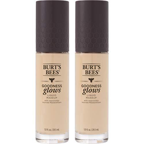 Burt's Bees - Goodness Glows Liquid Foundation, Ivory