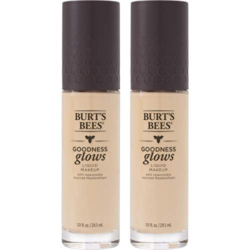 Burts Bees - Goodness Glows Liquid Foundation, Ivory