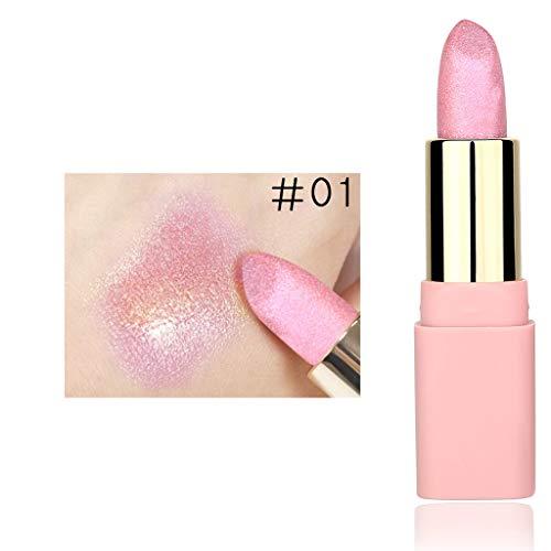 Wintialy - Wintialy New Fashion Lip Gloss Gold Cosmetics Women Sexy Lips Metallic Lip Gloss Big Sale!