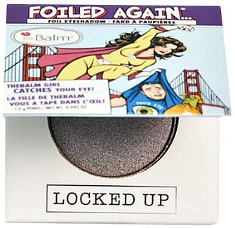 Bite - The Balm Cosmetics Foiled Again Eyeshadow (Locked Up)