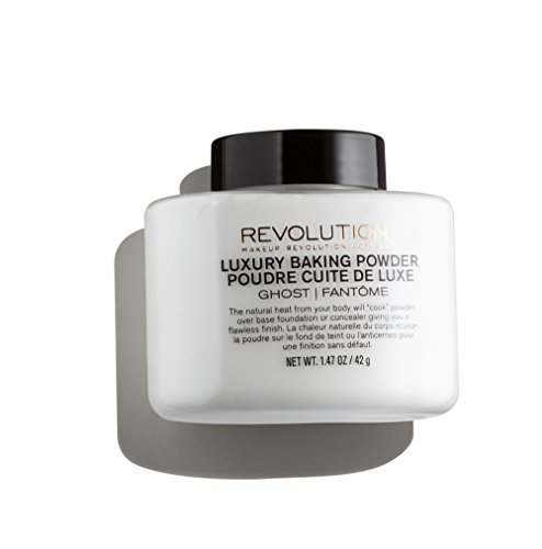 Makeup Revolution - Makeup Revolution Luxury Baking Powder - Ghost 42 grams
