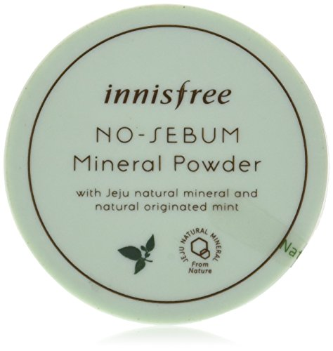 Innisfree - No Sebum Mineral Powder