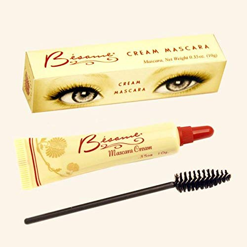 Besame Cosmetics - 1940 - Black Cream Mascara