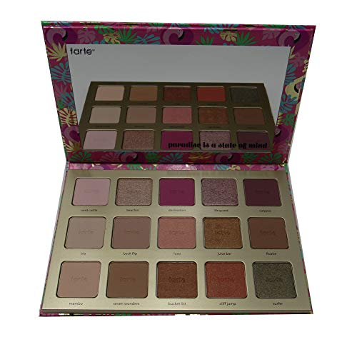 Tarte - Tarte Cosmetics Amazonian Clay Eyeshadow Palette in Paradise is a State of Mind