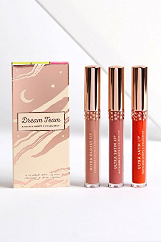 ColourPop - Kathleen Lights Lip Bundle Set, Dream Team