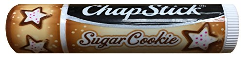 Chapstick - ChapStick Limited Edition Sugar Cookie, 0.15 oz (Pack of 6)