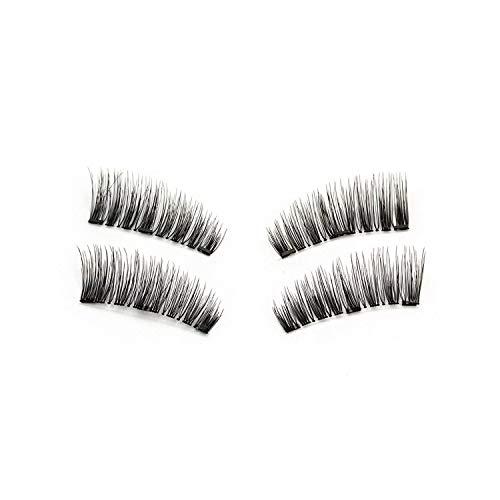 Boom-moon - eyelashes 3D magnetic lashes natural false eyelashes magnet lashes with gift box,KS02-3