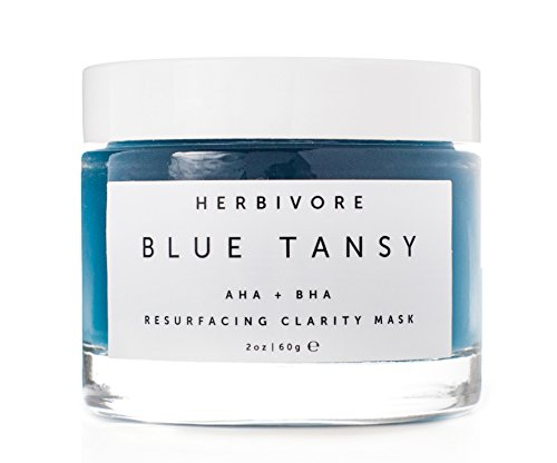 Herbivore Botanicals - Blue Tansy Resurfacing Mask