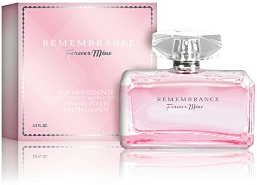 PREFERRED FRAGRANCE - Remembrance Forever Mine Perfume for Women, 2.7 Ounce 80 Ml - Scent Similar to Romance Always Yours