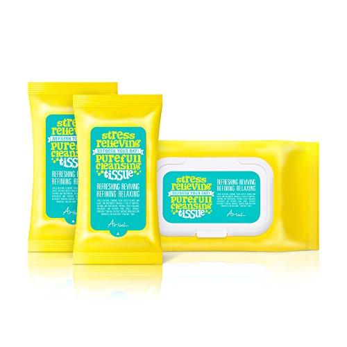 Ariul - Stress Relieving Purefull Cleansing Tissue