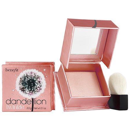 Benefit - Dandelion Twinkle Nude Pink Powder Highlighter & Luminizer
