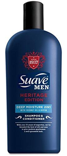 Suave - Men 2in1 Shampoo & Conditioner