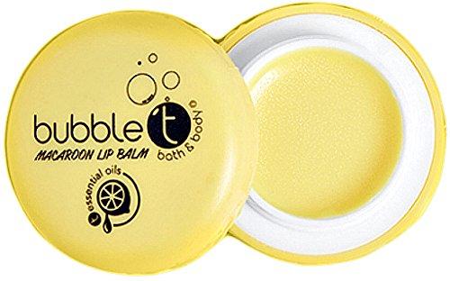 Bite - Bubble T Cosmetics Macaroon Lip Balm (Lemongrass & Green Tea)