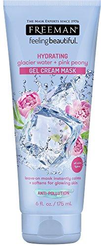 amazon.com - Feeling Beautiful Hydrating Gel Cream Mask, Glacier Water and Pink Peony