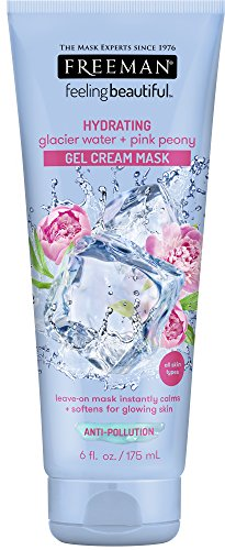 amazon.com - Feeling Beautiful Hydrating Gel Cream Mask, Glacier Water and Pink Peony