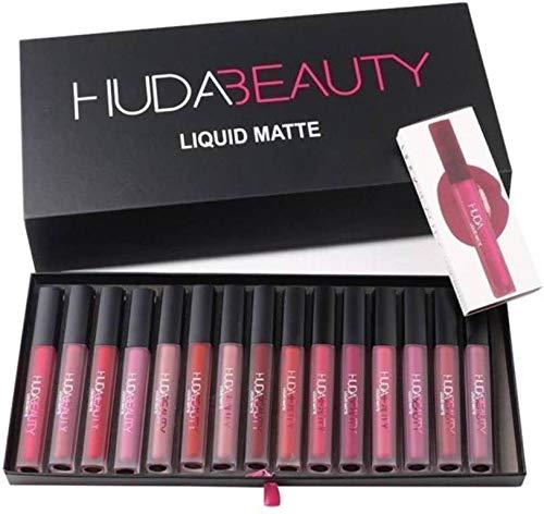 Huda Beauty - Huda Beauty Matte Liquid Lipstick Collection Set Of 16