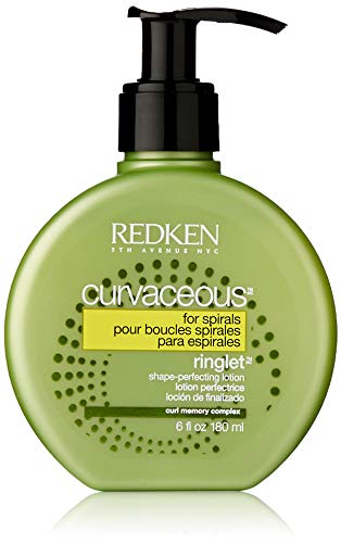 Redken - Redken Curvaceous Ringlet Anti-Frizz Perfecting Hair Treatment Lotion, 6 oz