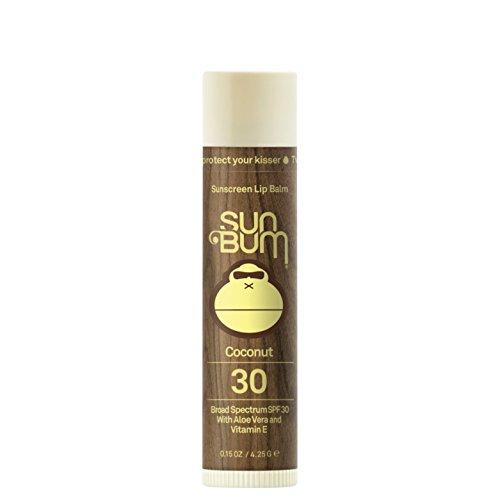 Sun Bum - Coconut Sunscreen Lip Balm, SPF 30