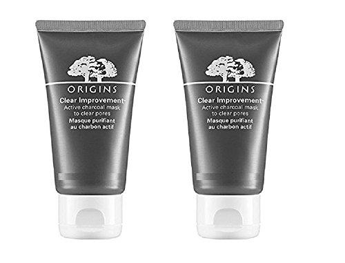 Origins Brand Skincare - Origins Clear Improvement Active Charcoal Mask Mini Set 1 oz/Each