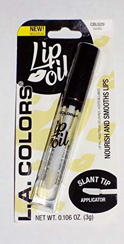 L.a. Colors - Nourishing Lip Oil, Vanilla